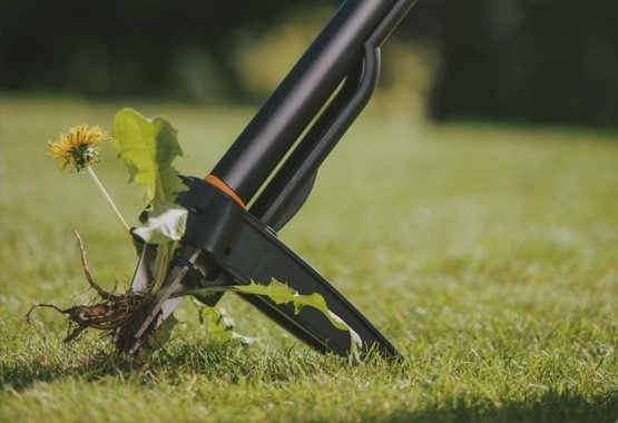 Weed puller gives you instant weeding solution