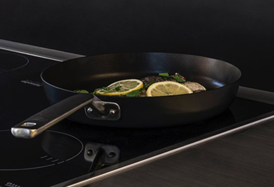 The latest technology for induction hobs