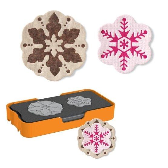 Thick Material Mini Design Set - Petunia