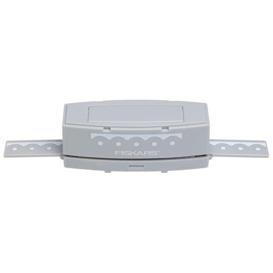 Interchangeable Border Punch Cartridge - Scallop