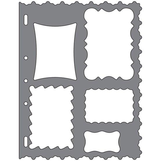 Shape Template™ - Frames