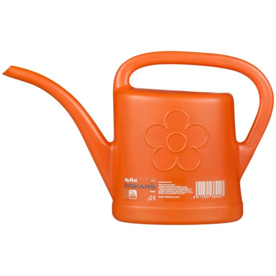 My first fiskars watering can kids tools for Childrens gardening tools new zealand