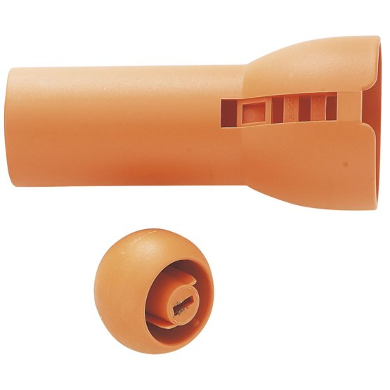 Handle and orange knob for universal cutter 115560