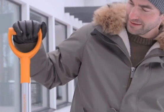 SnowXpert™ Car Shovel