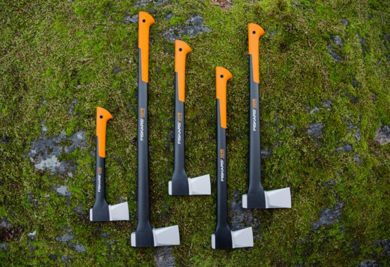 Splitting axes