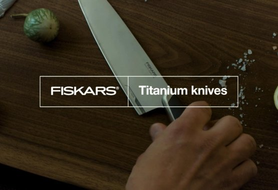 Fiskars introduces the latest innovation in cutting
