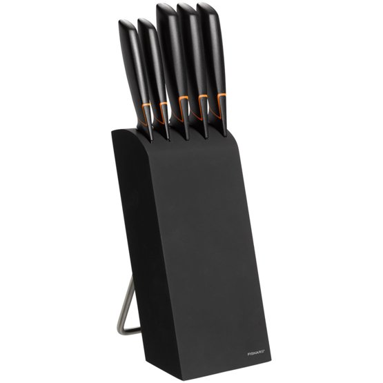 Edge Knife block with 5 knives