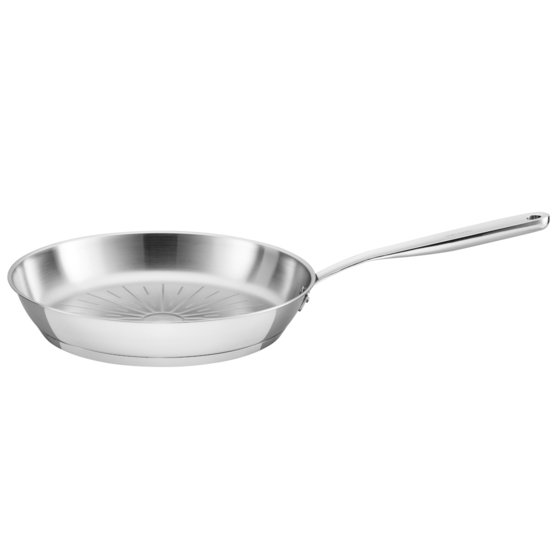 All Steel pure Frying Pan 28 cm