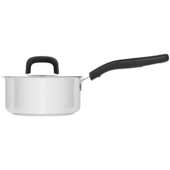 Functional Form Sauce pan 1,5L, stainless steel - Perfect for all hobs