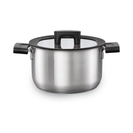 Hard Face Steel casserole 3,5 L / 20 cm