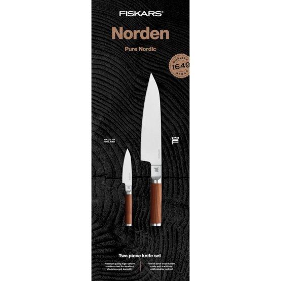 Norden Knife set (incl. Cook's knife & Paring knife)