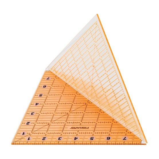 "Acrylic Folding Ruler - 8 x 8"""