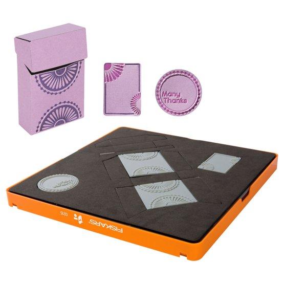 Thick Material Large Design Set - Treat Box