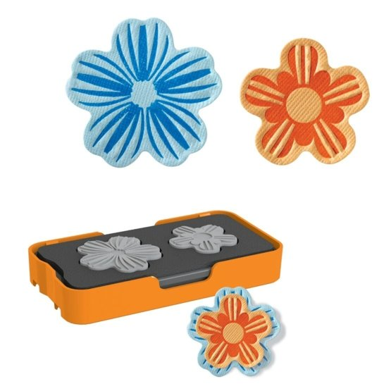 Thick Material Mini Design Set - Flower