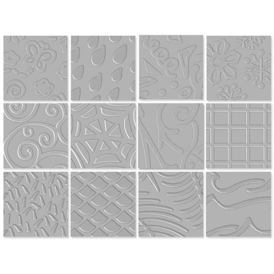 Texture plates - Pack II (x6)