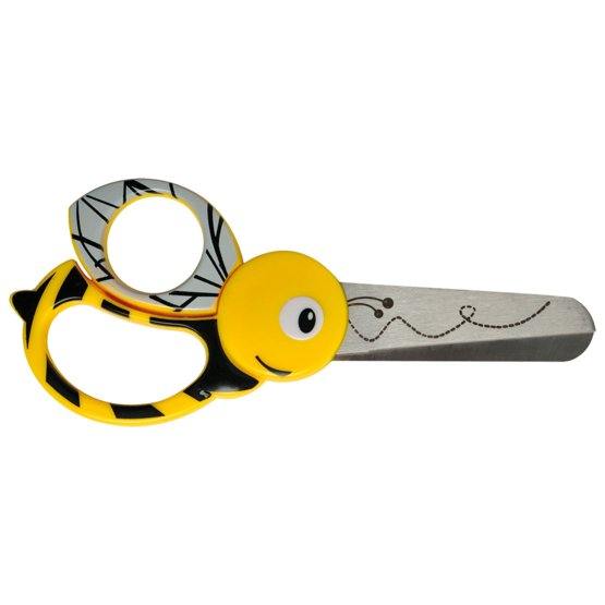 Kids Animal Scissors - Bee