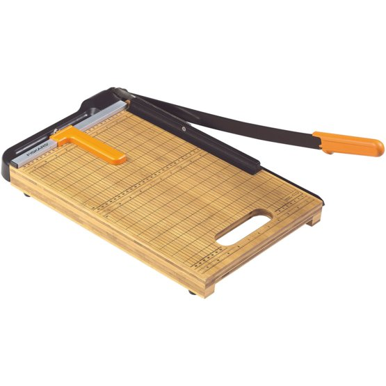 A4 Bamboo Bypass Guillotine 30 cm
