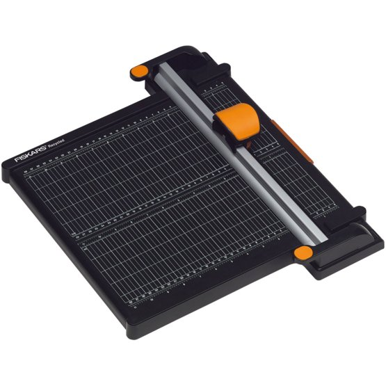 A4 Recycled Titanium Ø45mm Rotary Paper Trimmer 30 cm