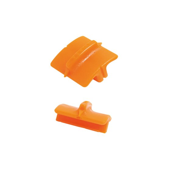 Replacement Blades for Trimmers X2 - Straight Cutting
