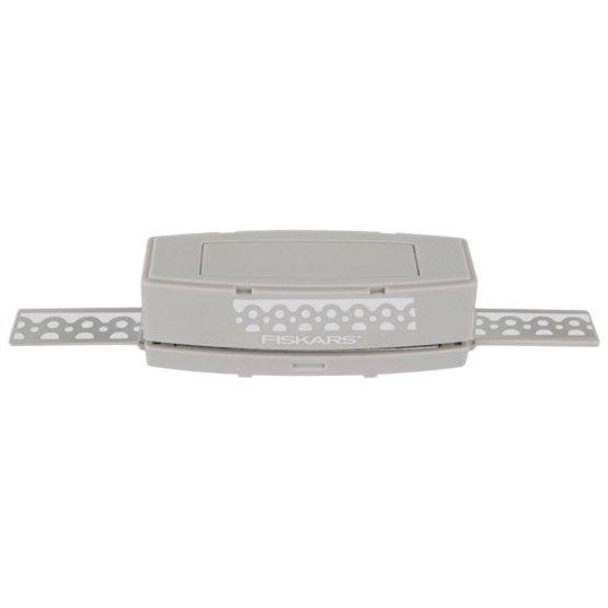 Interchangeable Border Punch Cartridge - Lace