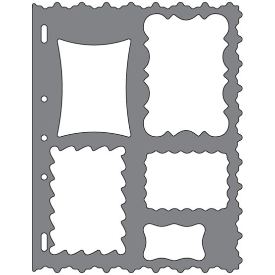 Shape Template™ - Frames
