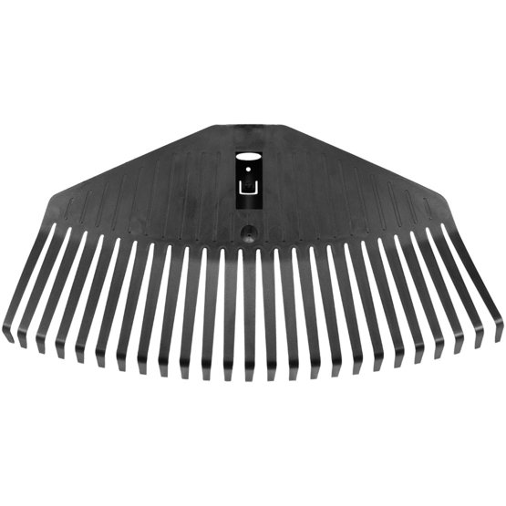 Solid Leaf Rake M head