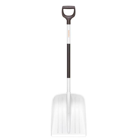 White Snow Shovel