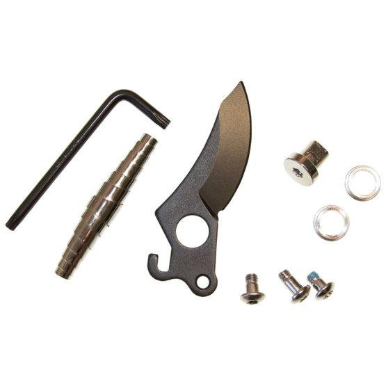 Blade, pivot screw, 3 adjustable screws and spring for pruner 111720