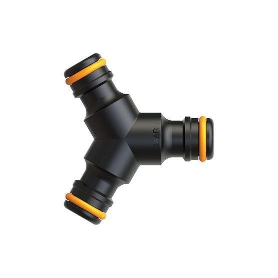 3-way connector