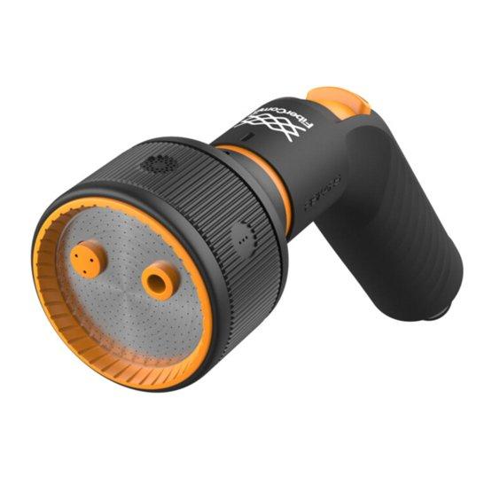 FiberComp spray gun, 3-functional