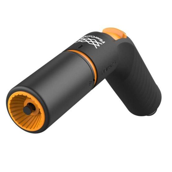 FiberComp spray gun, adjustable nozzle