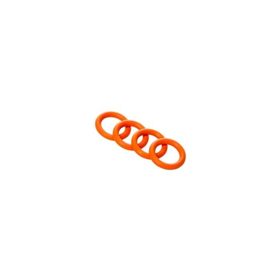 O-rings for connectors 4pcs