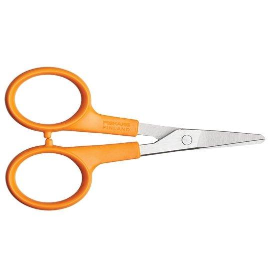 Classic Round-tip manicure scissors