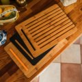 Functional Form Bamboo Cutting Board Set