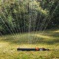 Oscillating Sprinkler, On/Off