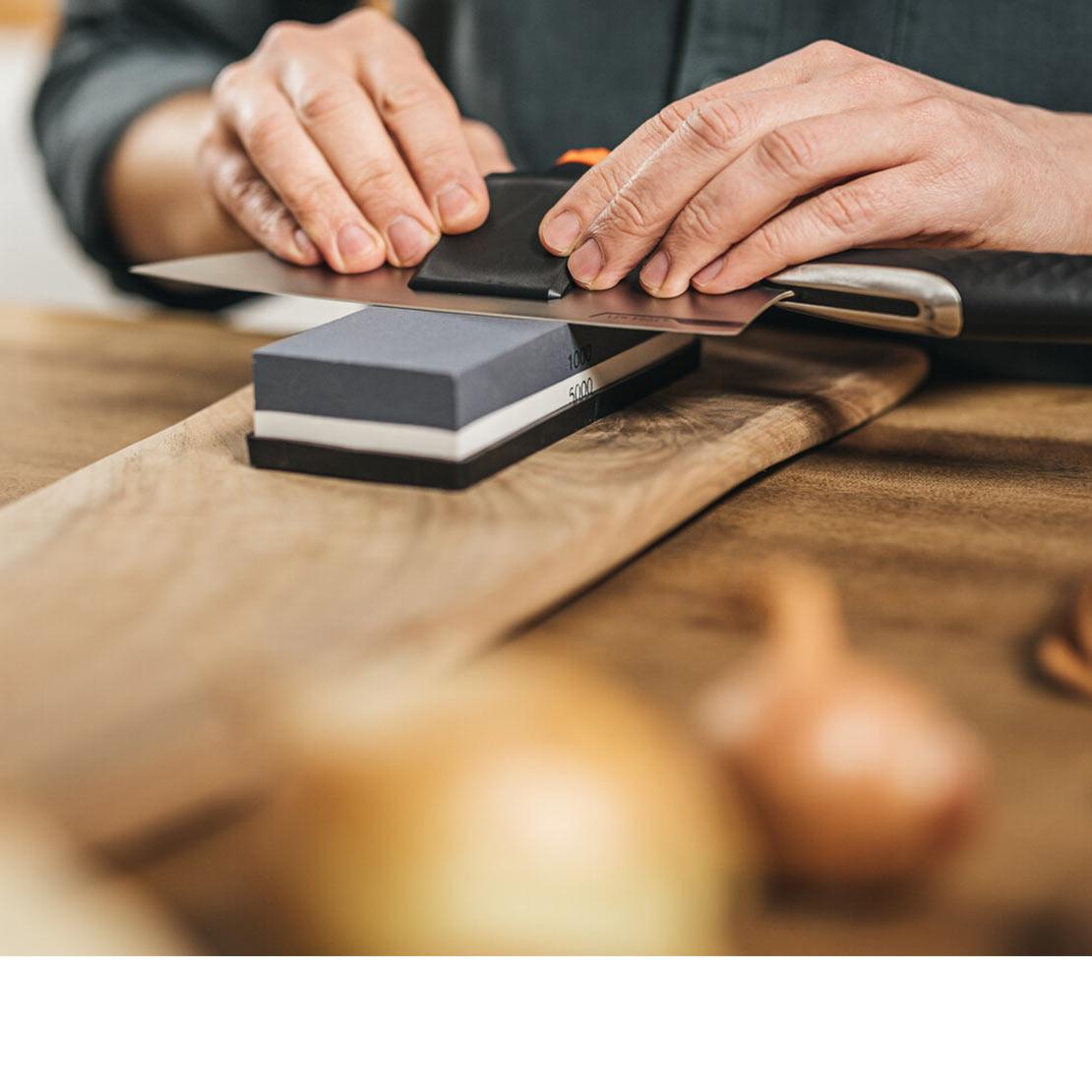 Whetstone Premium Knife Sharpener Set