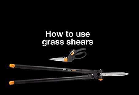 Servo-System™ Grass Shear GS42
